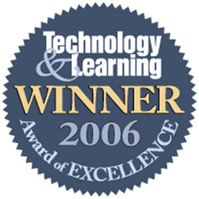 2006 Technology and Learning Award