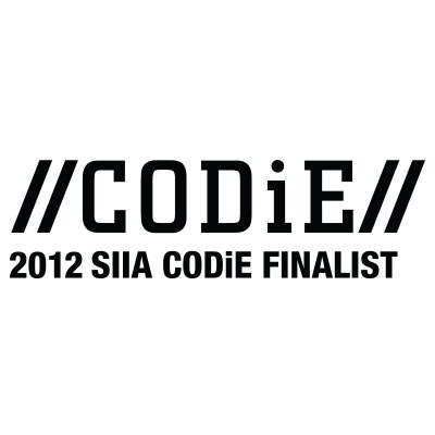 2012 CODiE Award Finalists