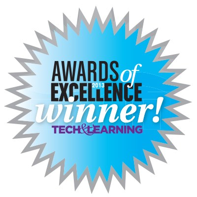 2013 AOE Tech & Learning Magazine
