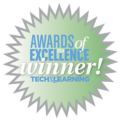 2014 Technology & Learning Award