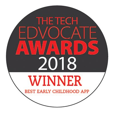 2018 Tech Edvocate Award Winner