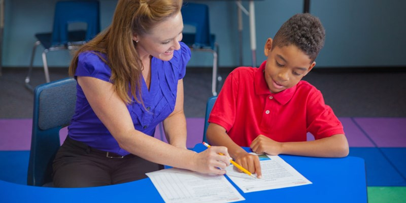 Blended Learning Comprehension Skills