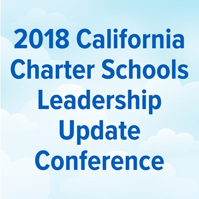 California Charter School Leadership Update...