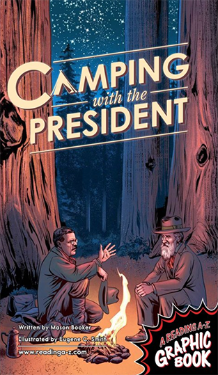 camping-with-the-president-book
