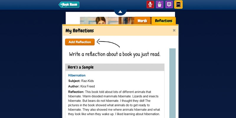 eBook Reflections