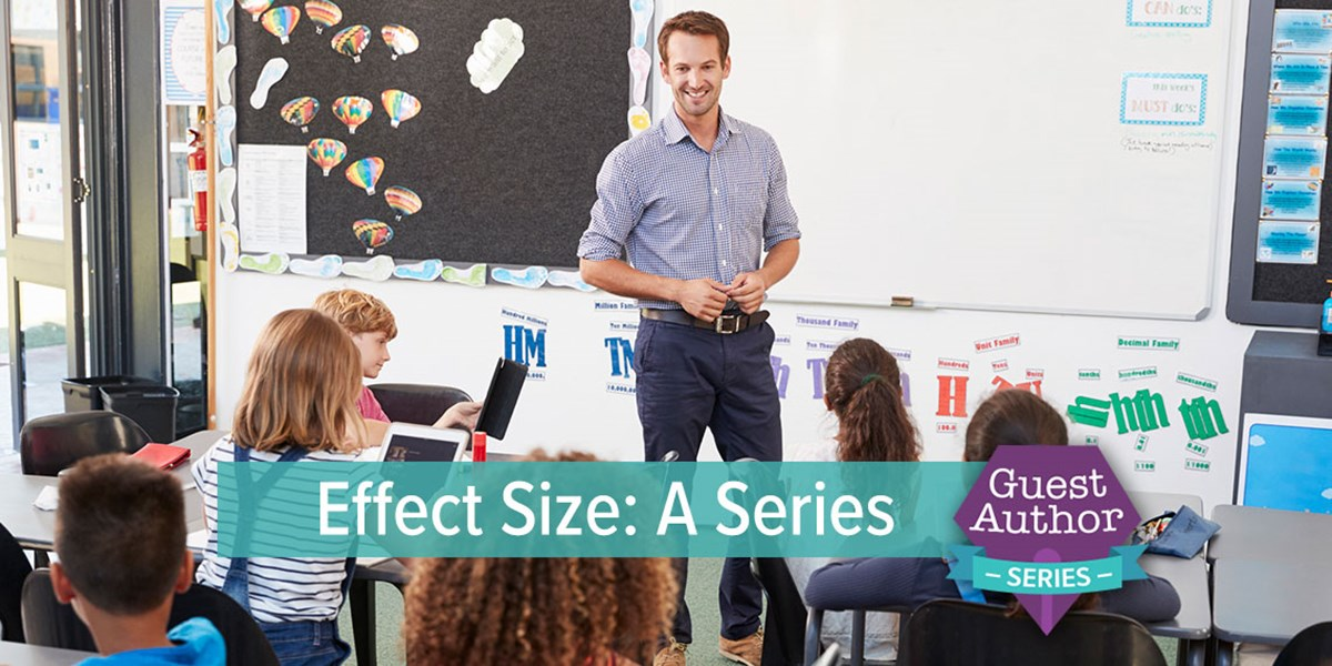 Effect Size: A Series