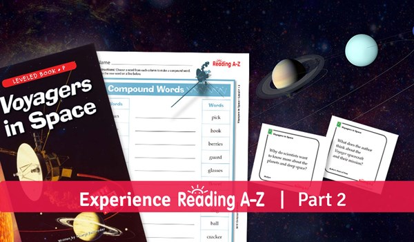 Experience Reading A-Z Part 2