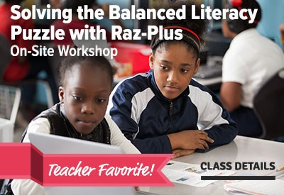 Teacher Favorite -Solving Balanced Literacy