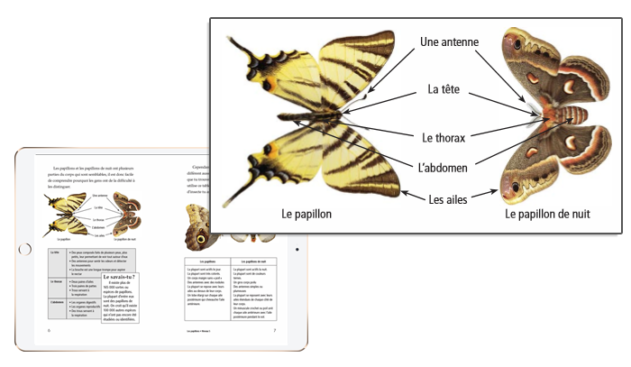 French translated Raz-Kids eBook