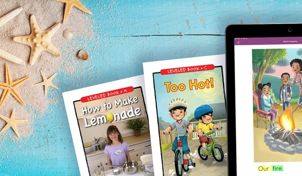 Check Out These Fun Books for Summer