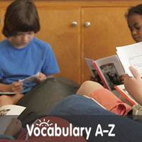 Getting Started With Vocabulary A-Z