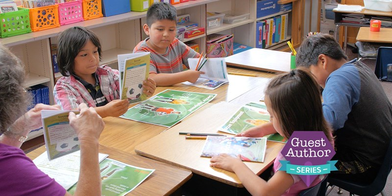 Develop Independence with Guided Reading