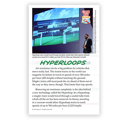 Hyperloops