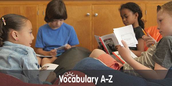 Integrate Vocabulary, Spelling, and Phonics Practice With Vocabulary A-Z