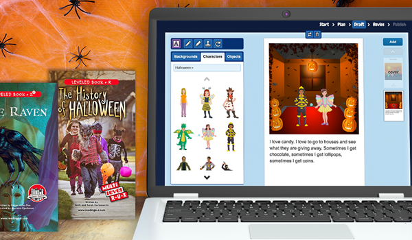Teacher Resources for a Spirited Halloween