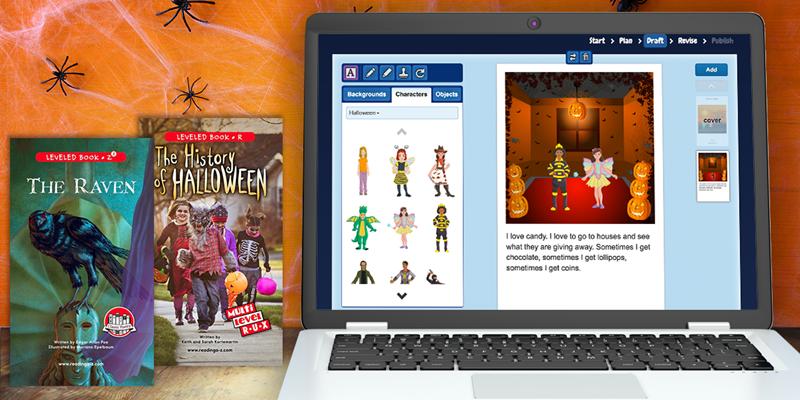 Teacher Resources for a Spirited Halloween