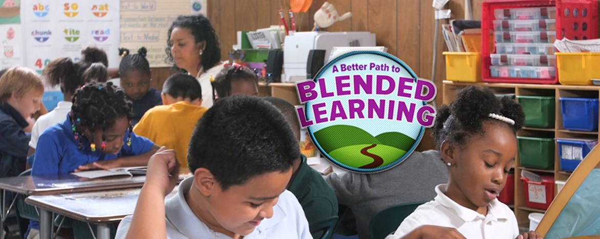 Learning A-Z Is Your Blended Learning Solution