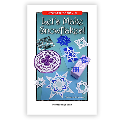 Let's Make Snowflakes