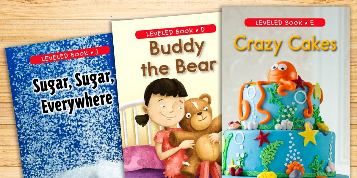 New Reading A-Z Leveled Books