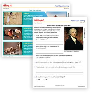 Project-Based Learning Packs
