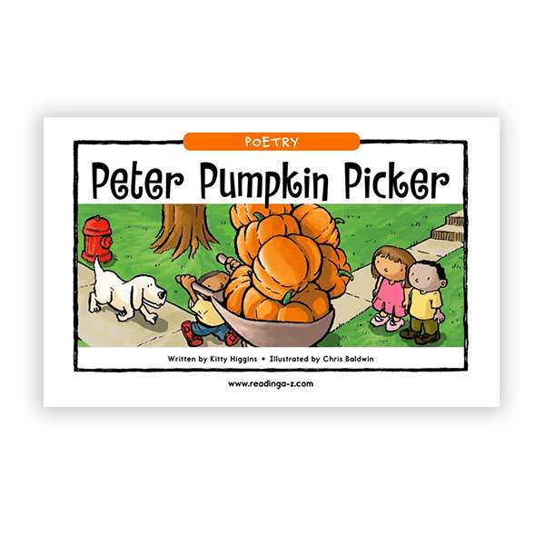 Peter Pumpkin Picker