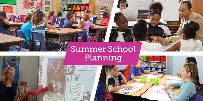 Make Planning Summer School a Breeze