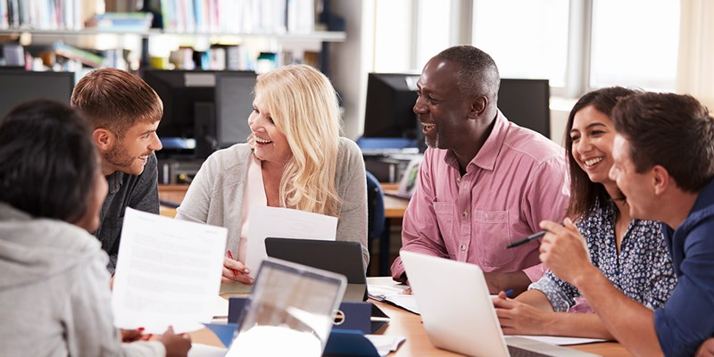 How Professional Developmen Helps Support New...