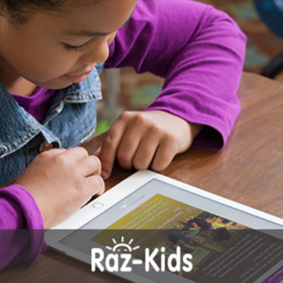 Blasting Off With Raz-Kids
