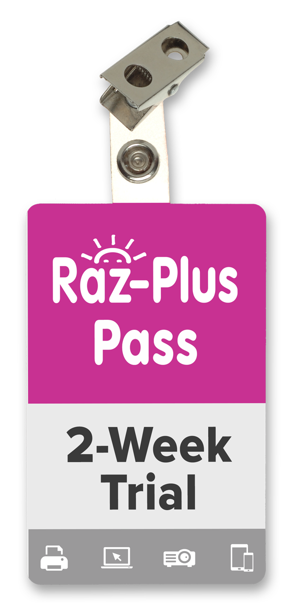 Raz-Plus 2-Week Trial