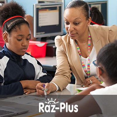 Close Reading With Raz-Plus (Grades 2-5)