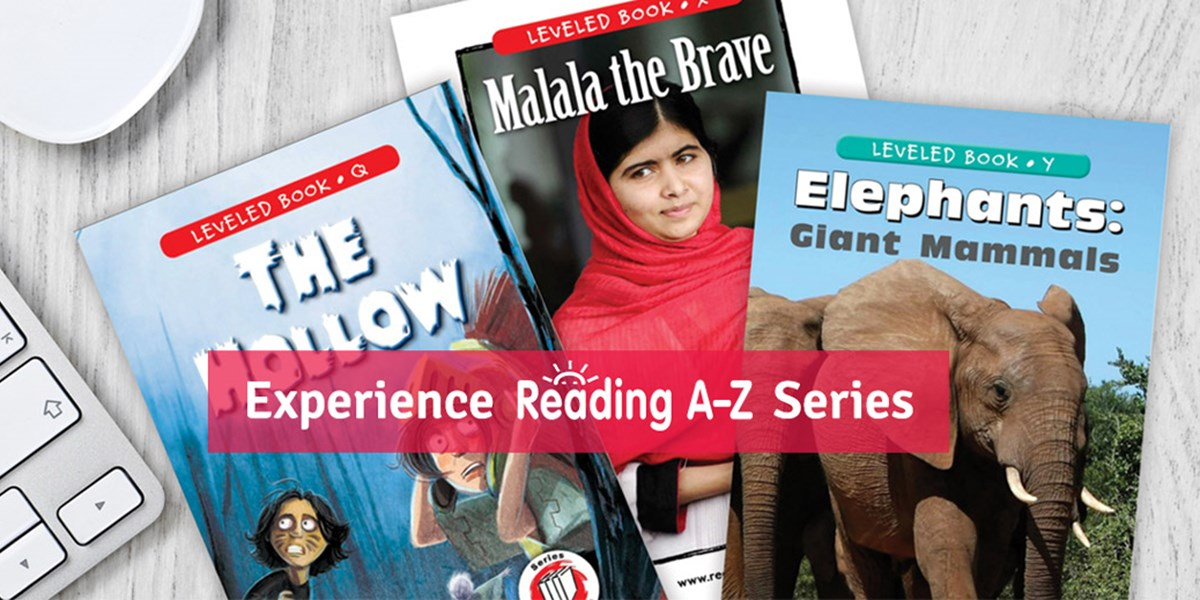 Experience Reading A-Z Series