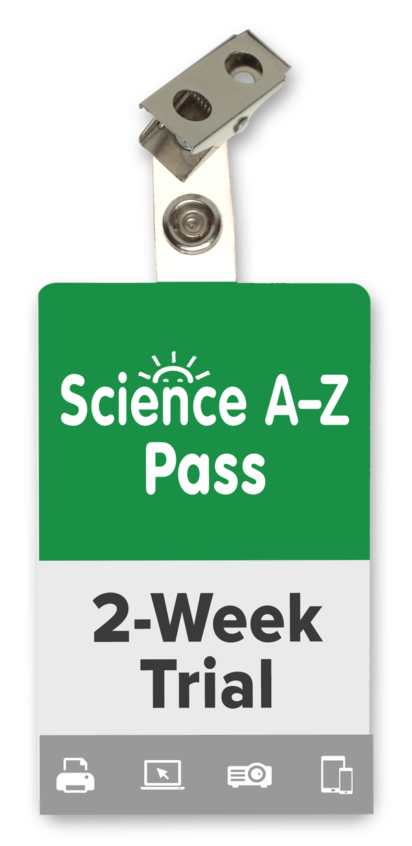 Science A-Z 2-Week Trial