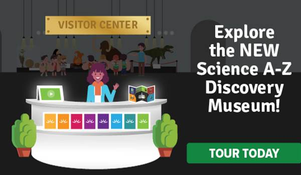 Science A-Z Museum New & Noteworthy