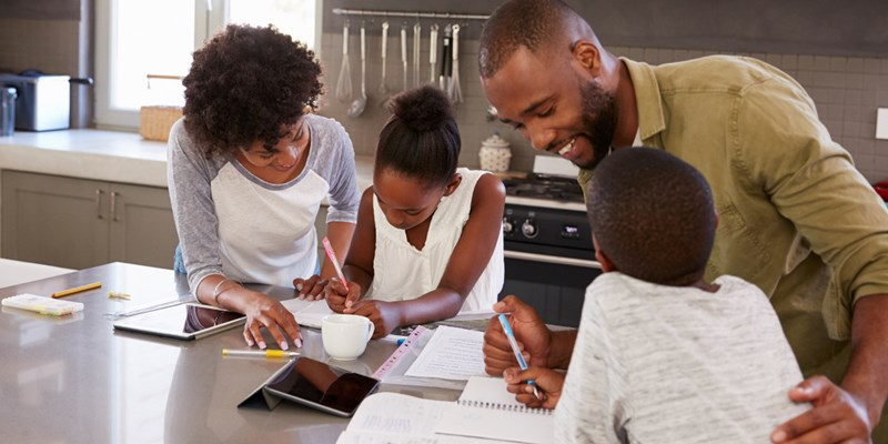 12 Essential Tips for Families Doing School at...