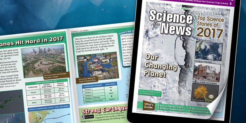 Science in the News - Jan 2018