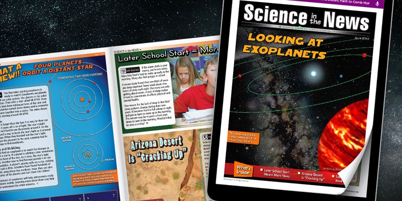 April 2017 Science in the News