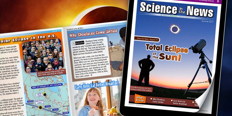 July 17 Science in the News