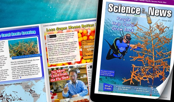 October Issue of Science in the News