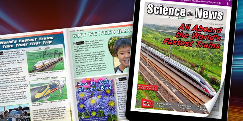 Science in the News - Nov 2017