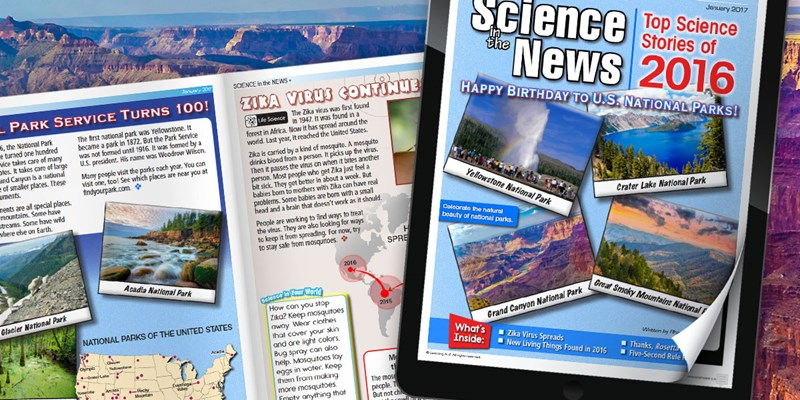 Science in the News - Jan 2017