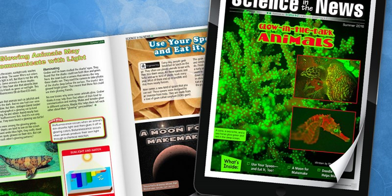 Science in the News - July