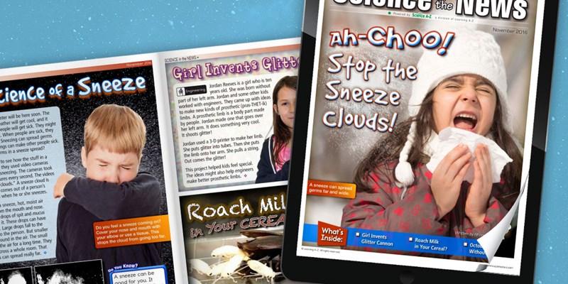 Science in the News - November