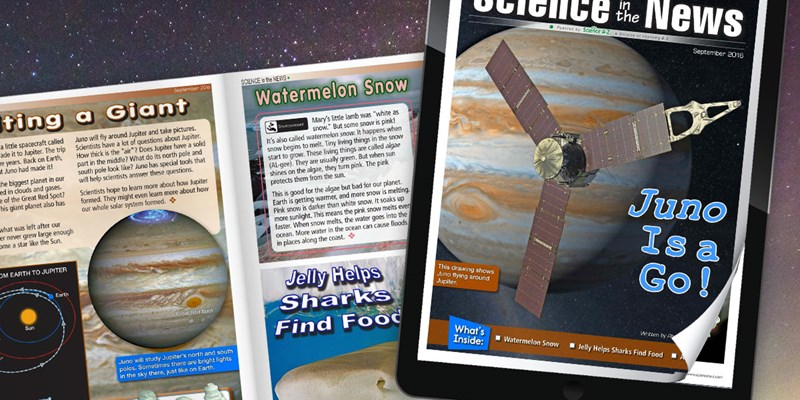 Science in the News - September