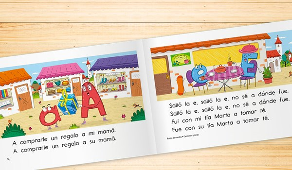 Spanish Songs and Rhymes Books