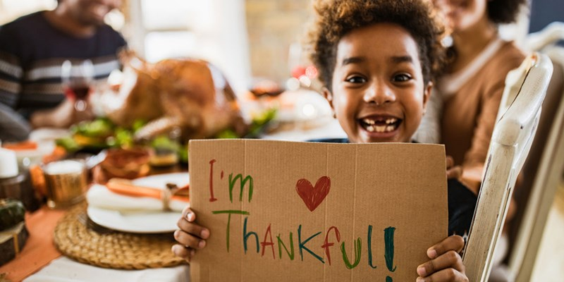 40 Things to Be Thankful For This Thanksgiving