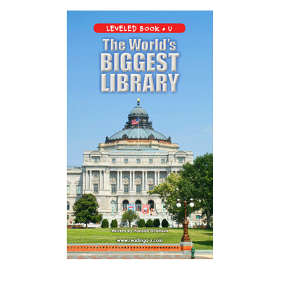 The World's Biggest Library
