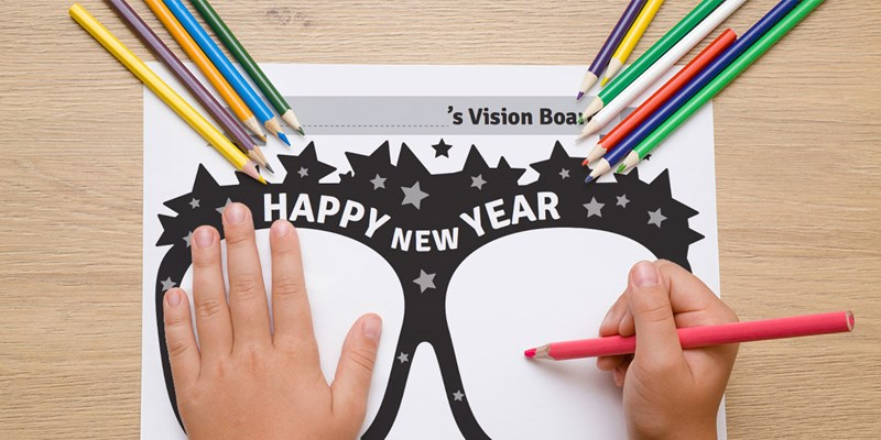 Help Students Set Goals With Vision Boards