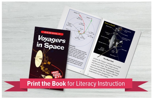 Print the Book for Guided Reading Instruction