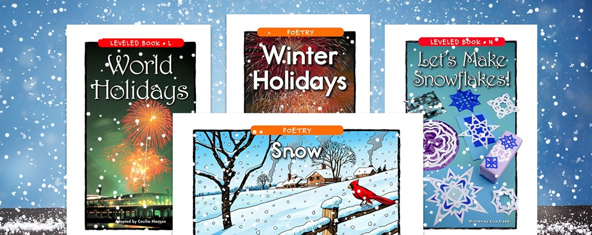 Learning Resources for Winter Holidays and New...
