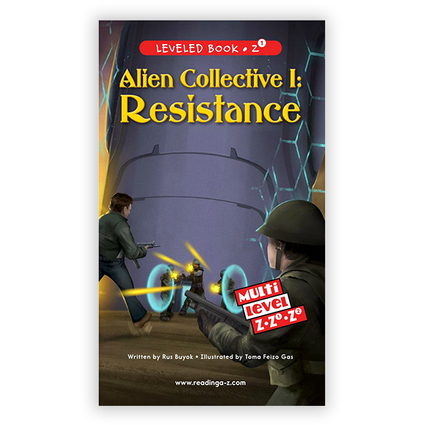 Alien Collective I: Resistance
